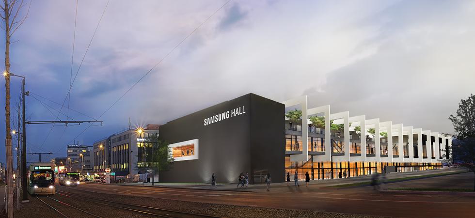 ALD-Samsung Hall